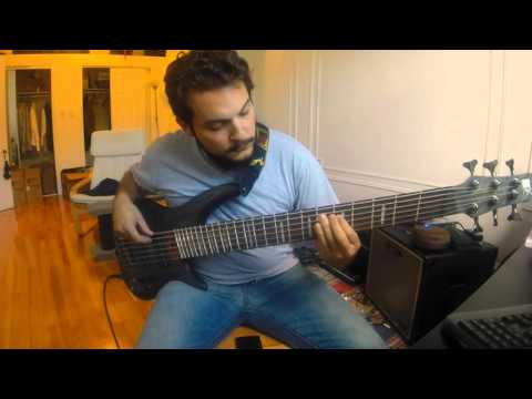 Atlas Novus - Scale the Summit Bass Cover