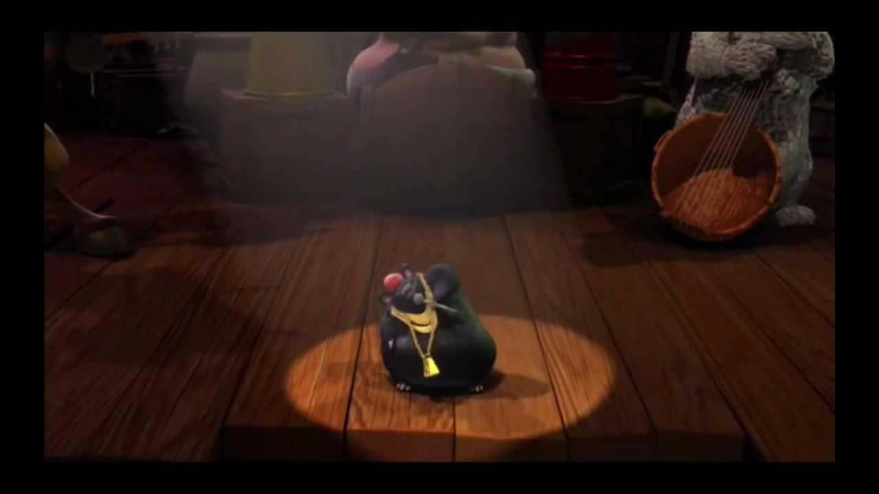 rat singing boombastic barnyard youtube