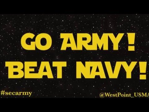 2015 Army vs Navy: Acting Secretary of the Army Eric Fanning Spirit Video