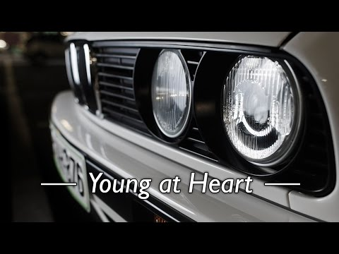 Young at Heart - BMW 325i E30