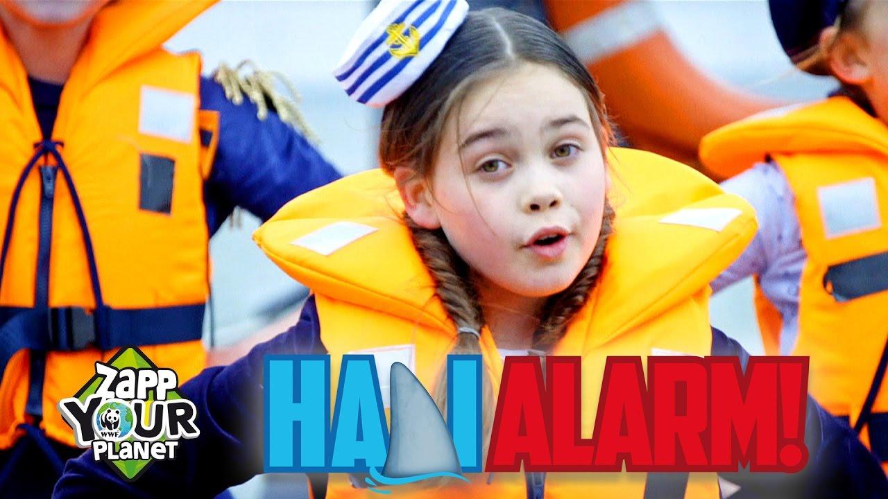 Kinderen voor Kinderen  Haaialarm Officile Zapp Your Planet videoclip