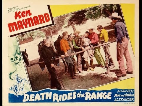 Death Rides The Range [1939] Sam Newfield