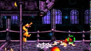 Donkey Kong Country 3 (SNES) - Krack-Shot Kroc