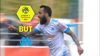 But Konstantinos MITROGLOU (75')/ ESTAC Troyes - Olympique de Marseille (2-3)(ESTAC-OM)/2017-18
