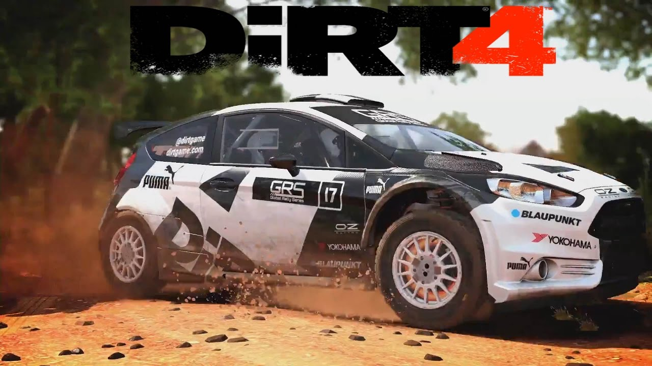 dirt 4 trailer ps4 xb1 pc hd youtube. Black Bedroom Furniture Sets. Home Design Ideas