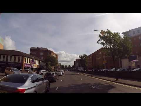 Northern Ireland Belfast City center, Gopro / Irlande du Nord Belfast Centre ville, Gopro