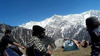 Parli Baniya Mor Je Bole Song @Triund Hill (McLeod Ganj)# Dharamsala