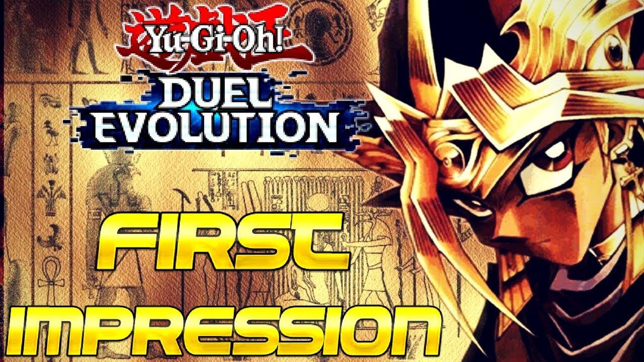 yugioh duel evolution