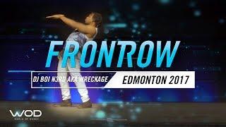 DJ BOI N3RD AKA WRECKAGE | FrontRow | World Of Dance Edmonton Qualifier 2017 | #WODEDM17