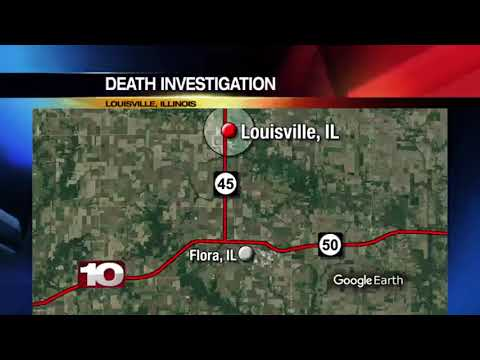 Clay County Illinois death investigation