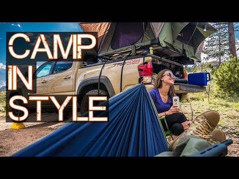 Outdoor/Camping  - Magazine cover