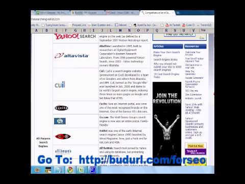 List of search engines - Wikipedia