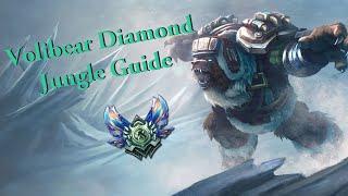 [LoL] | Diamond Jungle Volibear Tank Guide