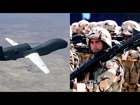СРОЧНО! Иран напал на США и сбил американский дрон