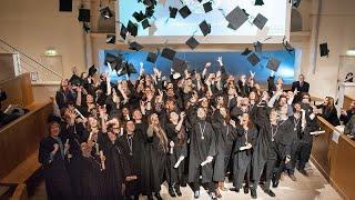 Remise des diplômes du Master - Promotion 2019