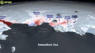 "Antarctic Melting Passes ""Point Of No Return"" Says NASA Scientist"