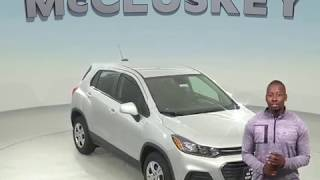 190278 New 2019 Chevrolet Trax LS FWD 4D Sport Utility Silver Test Drive, Review, For Sale -