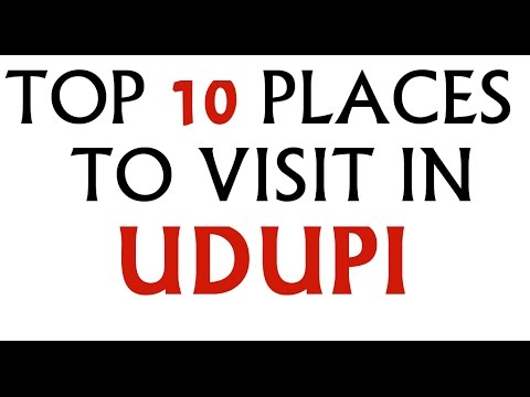 Top 10 places to visit in UDUPI / UDIPI