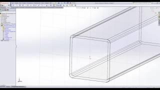 Работа в SolidWorks. Создание сборки методом