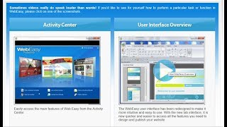 Webeasy Professional 10 - 2017 free download.