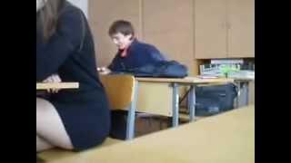 Liseli çılgın Rus   YouTube