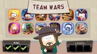 Team Wars #54 | South Park Phone Destroyer
