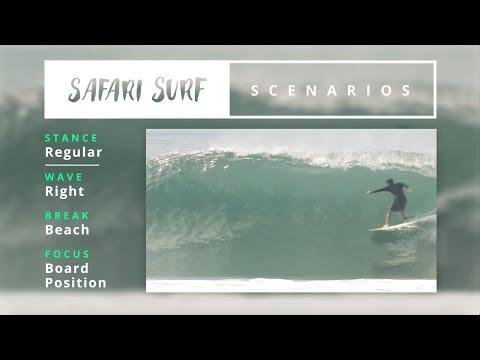 Surf Scenarios   Beach Break - BOARD POSITION