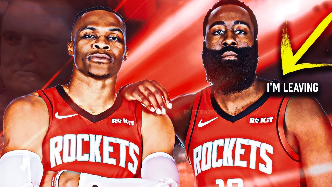 Rumor: Rockets more likely to trade Russell Westbrook after Daryl ...
