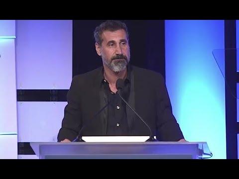 Serj Tankian talking about Chris Cornell is just heartbreaking