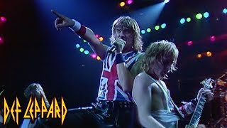 DEF LEPPARD - Live In Germany: Part 2 (Rockpop In Concert, 18.12.1983) OFFICIAL