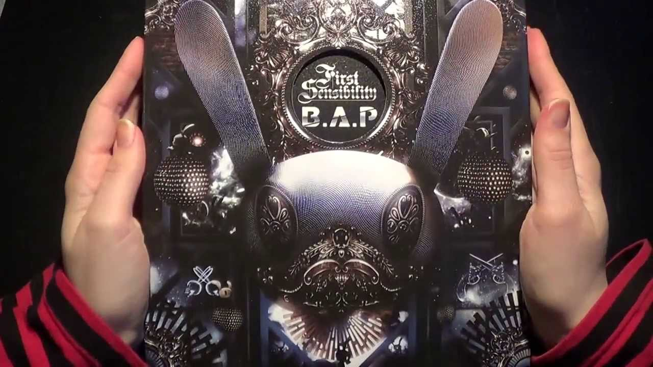Unboxing B.A.P 비에이피 1st Korean Studio Album First ...