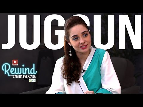 Juggun Kazim on Rewind with Samina Peerzada | Marriage | Divorce | PTV Host | Ep 15