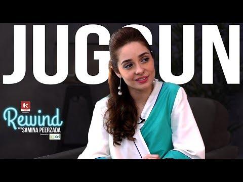 Download Youtube: Juggun Kazim on Rewind with Samina Peerzada | Marriage | Divorce | PTV Host | Ep 15