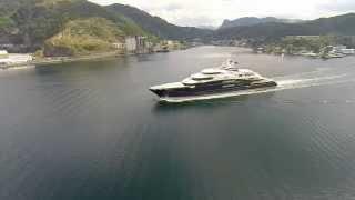 Yacht Serene forbi Maloy