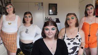 SHEIN PLUS SIZE FASHION HAUL, TRY ON & REVIEW! | Chloe Benson