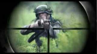 Тунгус. Маскировка. (Sniper 2. Tungus. Disguise elements)