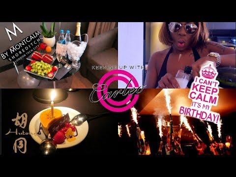 Montcalm Hotel  LONDON Room Tour I Luxury Hotel I Hutong ShardI Turn Up Birthday Weekend Vlog 2017