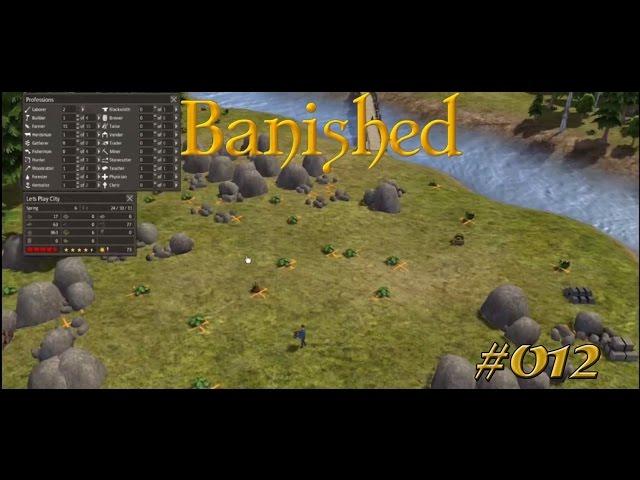 Let's Play Banished | Mehr Platz für mehr Tiere | Folge #012