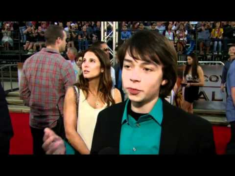Noah Ringer Interview At The Cowboys And Aliens Premiere!