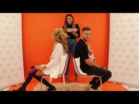 Love Island Exclusive - Mr & Mrs with Chris and Olivia | In The Style