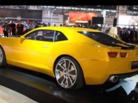 T-Pain Black And Yellow T MIX camaro video