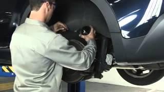 Замена заднего пневмобаллона BMW X5 E70, X6 E71(, 2015-04-23T10:34:50.000Z)