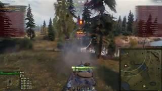 World of Tanks | Skoda T50 | 7,500+ Damage