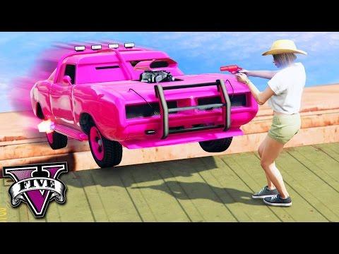 GTA V Online: UES - DUKE O' DEATH vs PARKOUR - RAGES e CAGADAS!