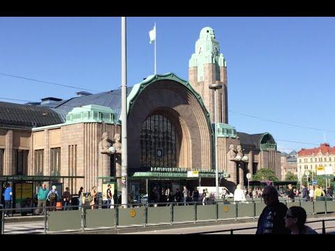 Helsinki Central Railway Station (Helsinki, Finland)