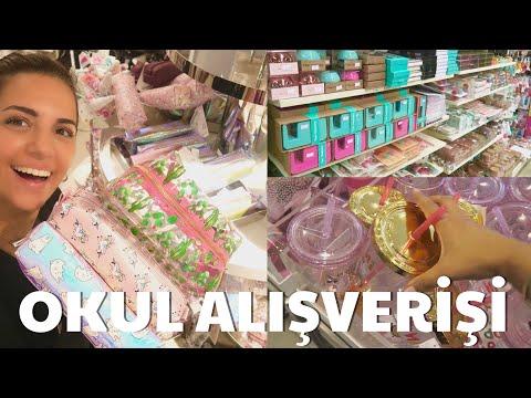 Okul Alışverişi | Kırtasiye, Çanta, Aksesuar Fiyatları | 10 Mağaza Gezdim! | İrem Güzey