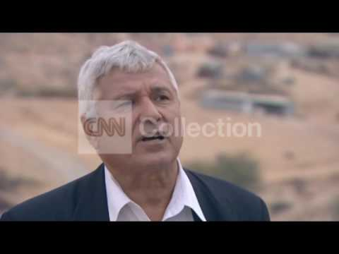 ISRAEL'S PLAN TO RESETTLE BEDOUINS