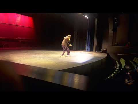 Unity Kong: an 8th grader Performed at Creative Arts Secondary School on March 16, 2018