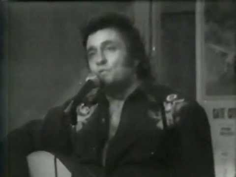 Johnny Cash, I Was There When It Happened, Hiltons, VA, 1976