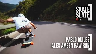 Pablo Quiles Raw Island Rip With Alex Ameen - Skate[Slate].TV